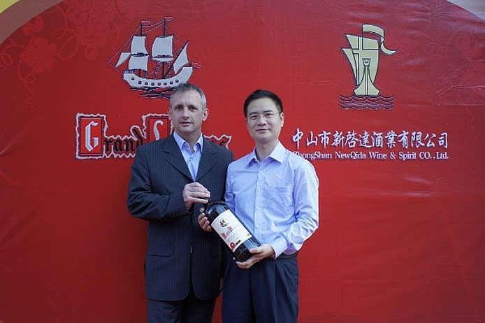 Le Grand Listrac en Chine !