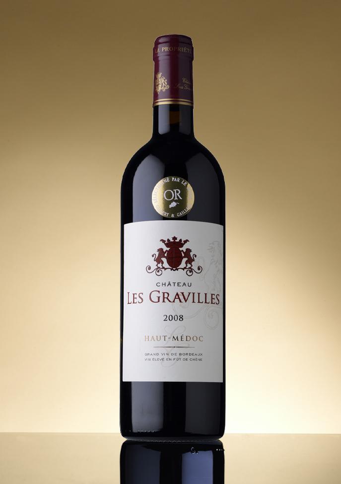 Château Les Gravilles – Haut Médoc