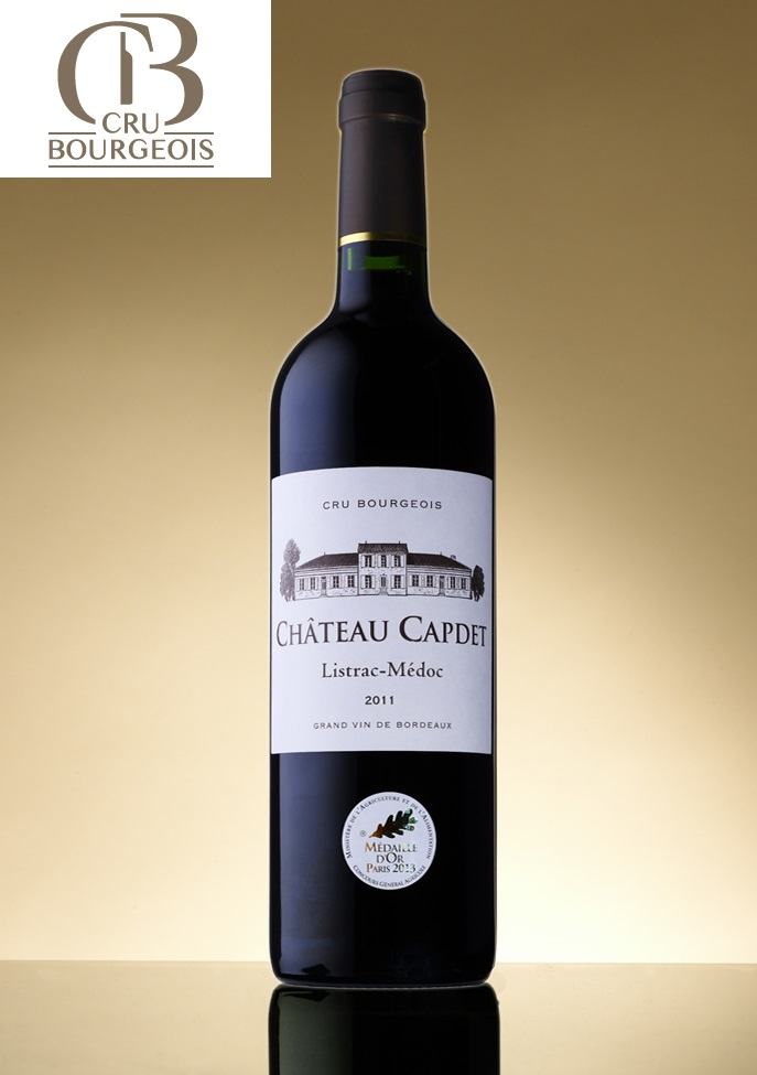 Château Capdet – Listrac Médoc