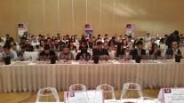 Pékin - Dégustation lors d'une conférence