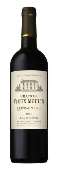 Châteaux-Vieux-Moulin,Listrac-Médoc